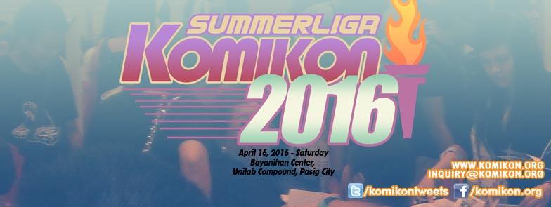 Summer Komikon 2016