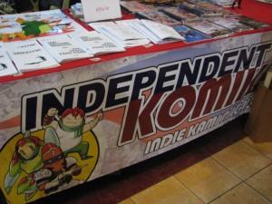 Independent Komiks Tiange