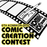 Comic Creation Contest 2010