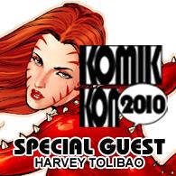 Special Guest: Harvey Tolibao