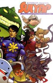 Sulyap Comics Anthology