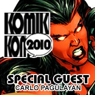 Special Guest: Carlo Pagulayan