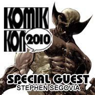 Special Guest Stephen Segovia