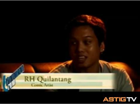 Komikon Sulyap 2010 Videos (RH Quilantang)