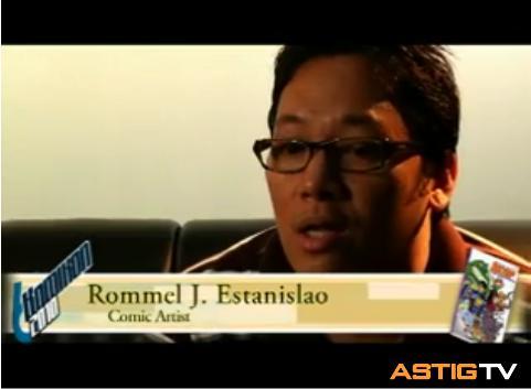 Komikon Sulyap 2010 Videos (Rommel Estanislao)