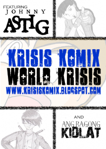 Krisis Komix World Krisis by FPJ Jr.