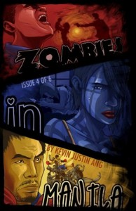 Zombies in Manila 4 by Scratch Comics