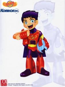 Hero Mascot Creation Contest - Grand Prize Winner