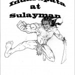 CCC Honorable Mention: Indarapatra at Sulayman by Paulo N. Alarcon (cover)