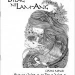 CCC Honorable Mention: Dilag ni Lam-Ang by Aloyan and Trina Yabut (cover)