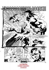 Boy Ipis vs Incredible Bull
