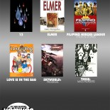 2011 BEST COMIC: Graphic Novel /Anthology Nominees