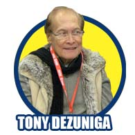 2011 Special Guest: Tony DeZuniga