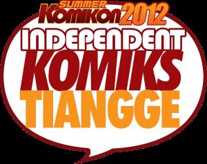 SK2012 Indie Komiks Tiangge Logo