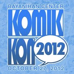 Komikon 2012 Logo