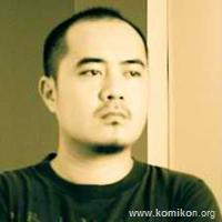 Komikon 2012 Guest: Dexter Soy