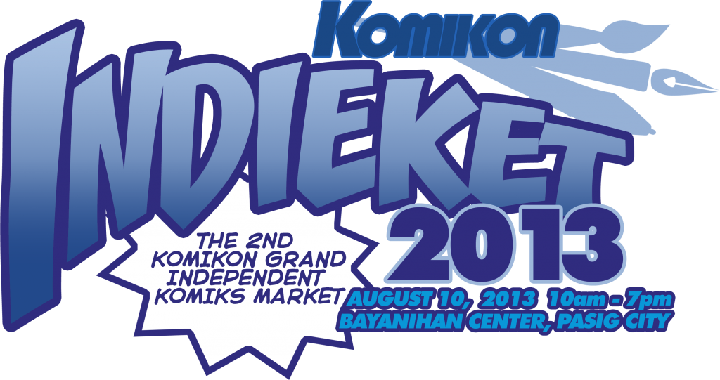 Komikon Indieket 2013
