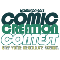 Comic Creation Contest Komikon 2013