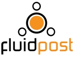 Fluid Post logo