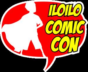Iloilo Comic Con logo