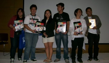 Komikon Awards 2011 winners