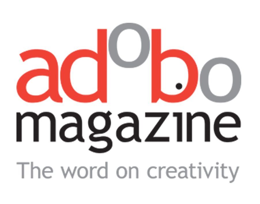 adobo magazine logo