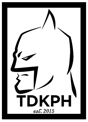 The Dark Knight Philippines logo