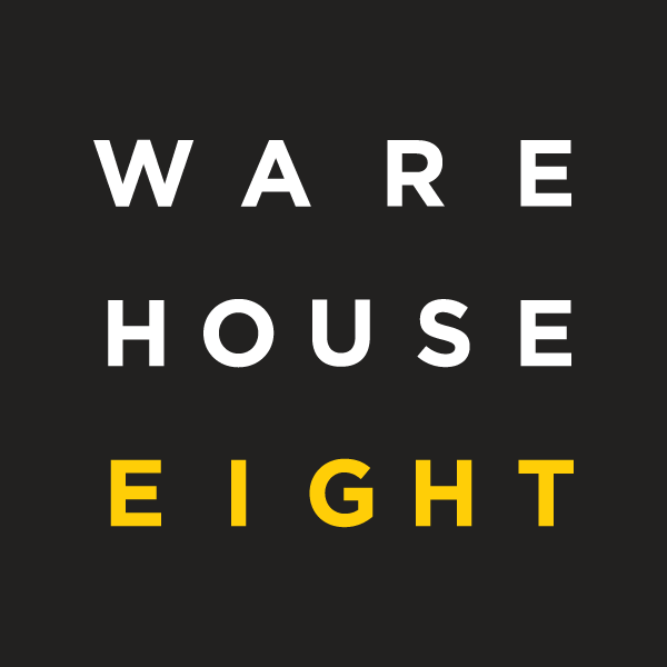 Warehouse Eight logo