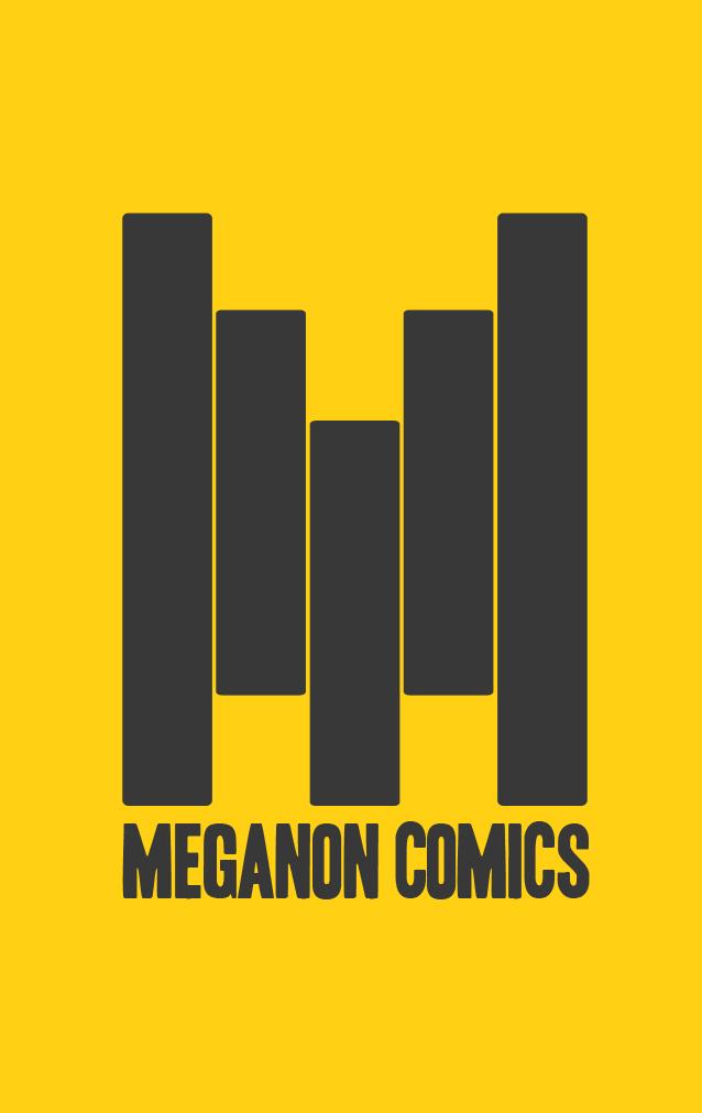 Meganon Comics logo