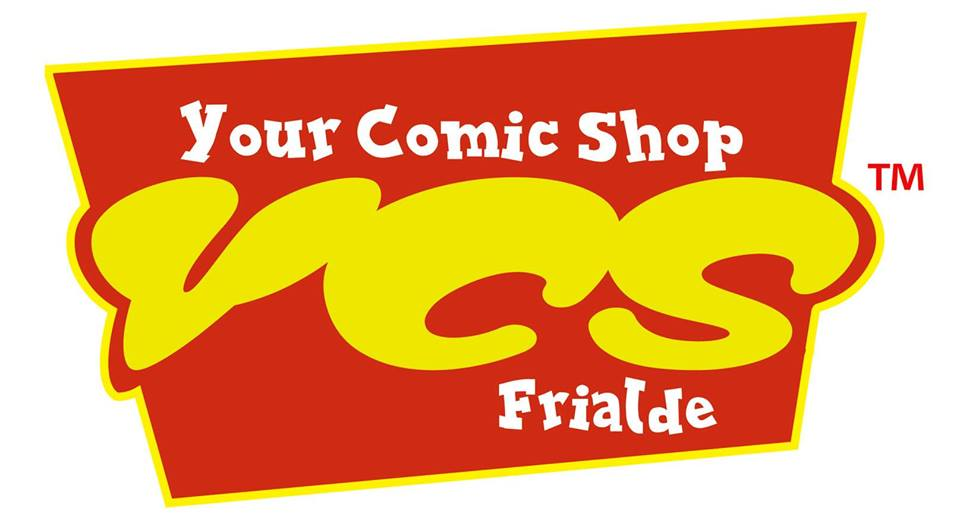YCS YourComicShop logo